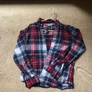 colorful flannel
